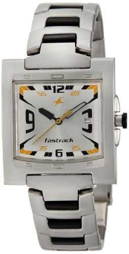 Fastrack NG1229SM04 Essentials Gents Watch (NG1229SM04)