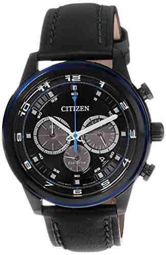 Citizen Eco-Drive CA4036-03E Analog Watch (CA4036-03E)
