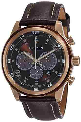 Citizen Eco-Drive CA4037-01W Analog Watch