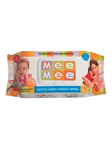 Mee Mee Wet Baby Wipes, 80 Pieces