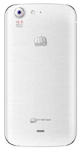 Micromax Canvas 4 A210 (Micromax A210) 16GB White Mobile