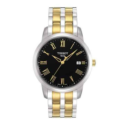 Tissot T0334102205301 Classic Dream Analog Watch