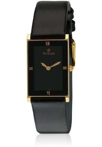Titan NC291YL03 Classique Analog Watch (NC291YL03)