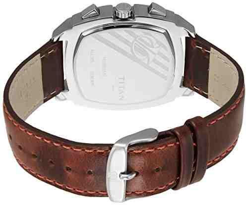 Titan Purple NE1609SL01 Analog Watch