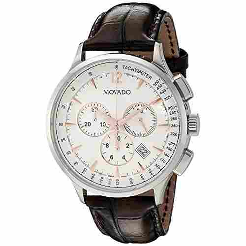 Movado 606576 Circa Analog Watch (606576)