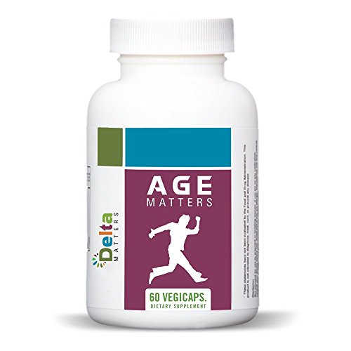 Delta Matters Age Matters Dietary Supplement (60 Capsules)