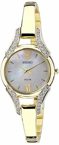 Seiko SUP216P1 Solar Analog Watch