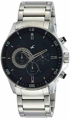 Fastrack ND3072SM02 Chronograph Analog Watch (ND3072SM02)