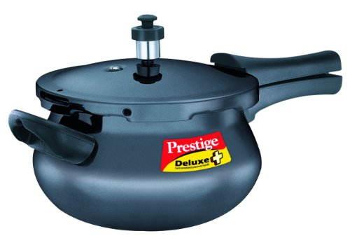 Prestige Deluxe Plus 3.3 L Hard Anodized Pressure Handi
