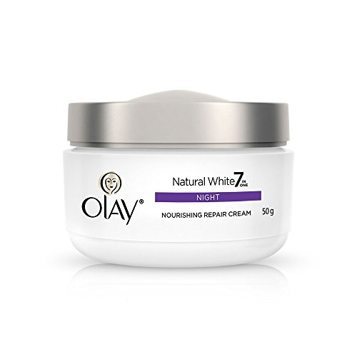 Olay Natural White All In One Fairness Night Skin Cream 50gm