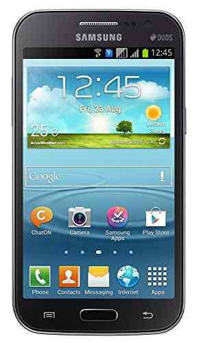 Samsung Galaxy Grand Quattro (Samsung GT-I8552) Titan Grey Mobile