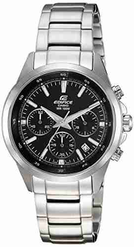 Casio Edifice EFR-527D-1AVUDF (EX098) Chronograph Black Dial Men's Watch