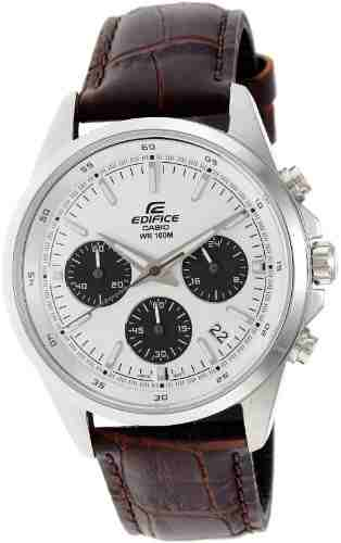 Casio Edifice EFR-527L-7AVUDF (EX102) Chronograph White Dial Men's Watch (EFR-527L-7AVUDF (EX102))