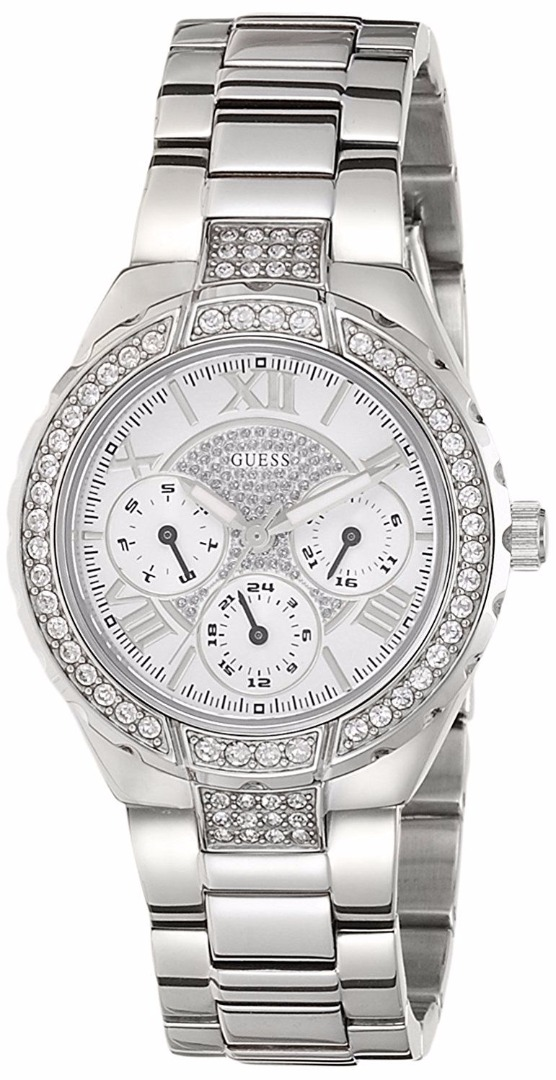 Guess W0111L1 Viva Analogue Dial Women's Watch