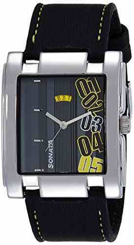 Sonata Yuva NF7946SL03A Analog Watch