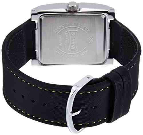 Sonata NF7946SL03A Yuva Analog Watch