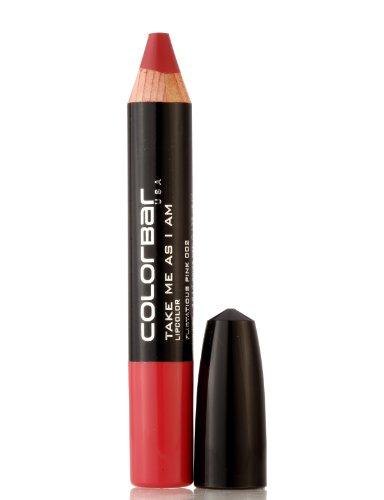 Colorbar Take Me as I am Lipstick Flirtatious Pink