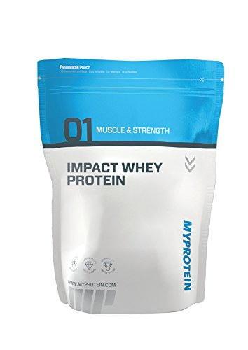 MyProtein Impact Whey Protein (2.5Kg, Cafe Mocha)