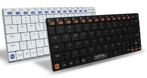 Zebronics KB-Tabmate Bluetooth Keyboard