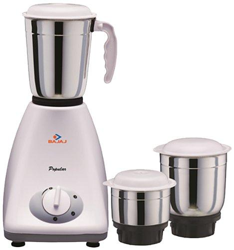 Bajaj Popular 450W Mixer Grinder