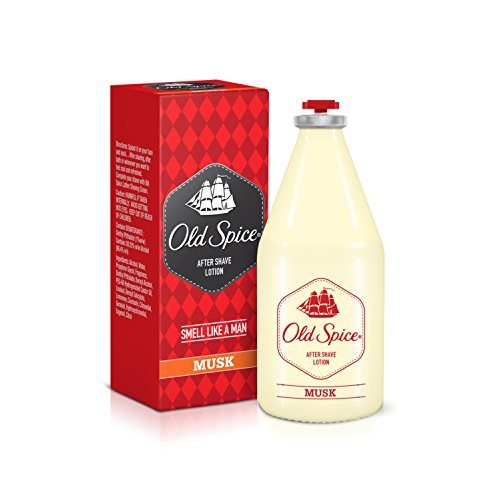 Old Spice After Shave Lotion  100 ml Musk
