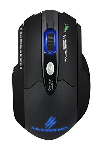 Dragon War Leviathan Usb Gaming Mouse