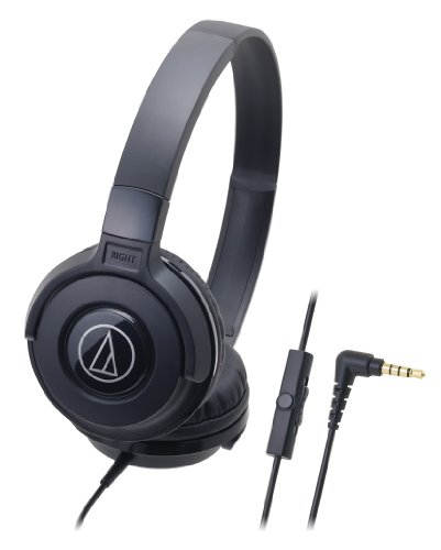 AudioTechnica ATH-S100iS Over-the-ear Headset