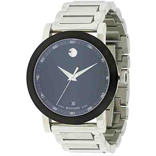 Movado 606604 Museum Sport Analog Watch (606604)
