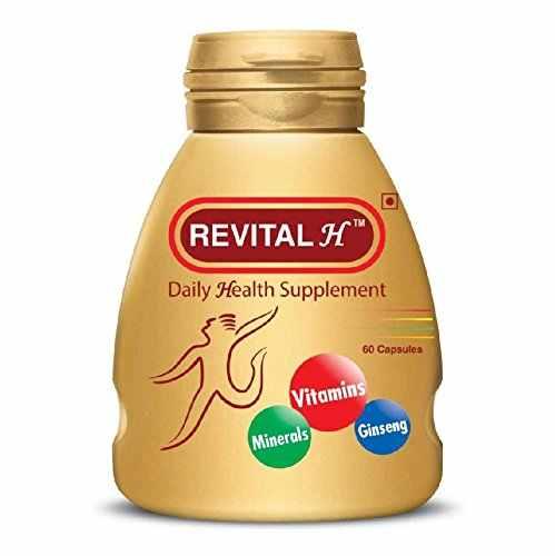 Revital Daily Health Men Supplement (60 Capsules)