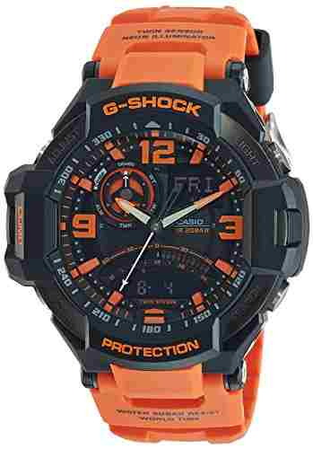 Casio G-Shock G468 Analog-Digital Watch (G468)