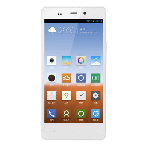 Gionee Elife E6 32GB White Mobile