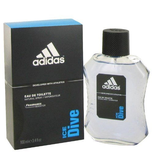 Adidas Ice Dive EDT Spray For Men 100 ml