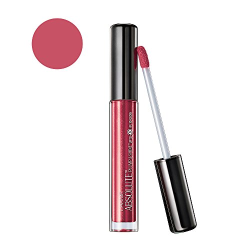 Lakme Absolute Plump and Shine Lip Gloss Pink Shine
