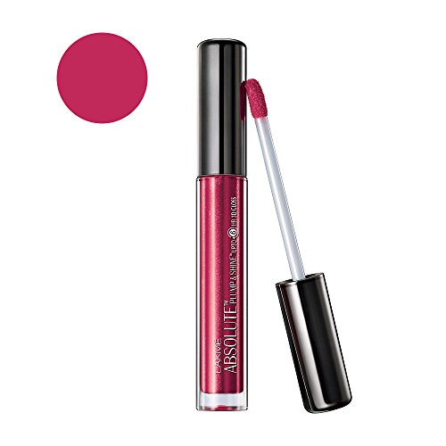 Lakme Absolute Plump and Shine Lip Gloss, Red Shine
