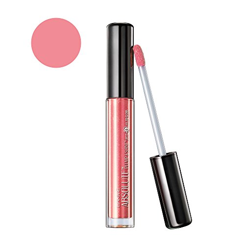 Lakme Absolute Plump and Shine Lip Gloss, Rose Shine