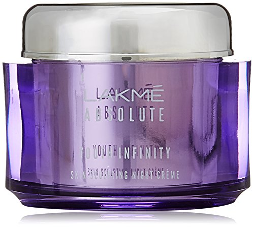 Lakme Absolute Youth Infinity Skin Sculpting Night Creme 50gm
