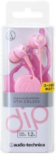 AudioTechnica ATH-CKL203 BCZ Headphone