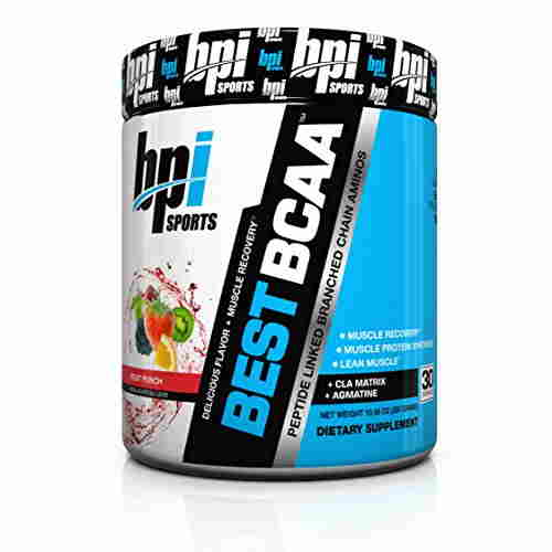 Bpi Sports Best BCAA (300gm, Fruit Punch)