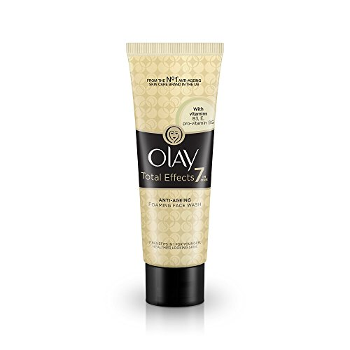 Olay Total Effects 7-In-1 Anti Aging Foaming Face Wash Cleanser 100gm