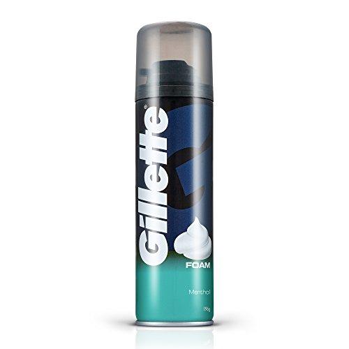 Gillette Classic Menthol Pre Shave Foam  196g