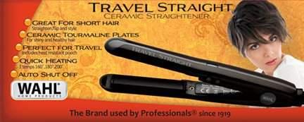 Wahl 05001-024 Hair Straightener