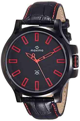 Maxima 28283LMGB Attivo Analog Watch (28283LMGB)