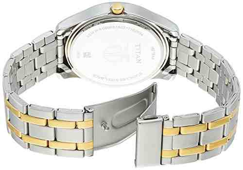 Titan Regalia NH1627BM01 Analog Watch
