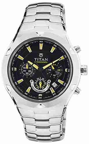 Titan Octane 9468SM01 Analog Watch (9468SM01)