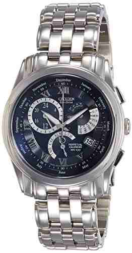 Citizen Eco-Drive BL8007-55L Analog Watch (BL8007-55L)