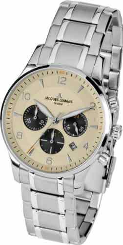 Jacques Lemans 1-1654M Classic Analog Watch (1-1654M)