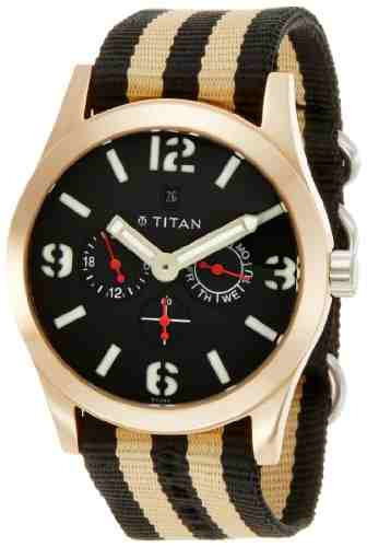 Titan Purple 9473AP01J Analog Watch (9473AP01J)