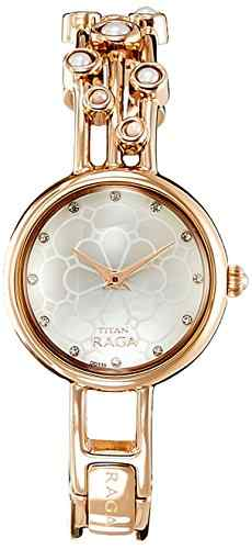 Titan Raga 9975WM01 Analog Watch