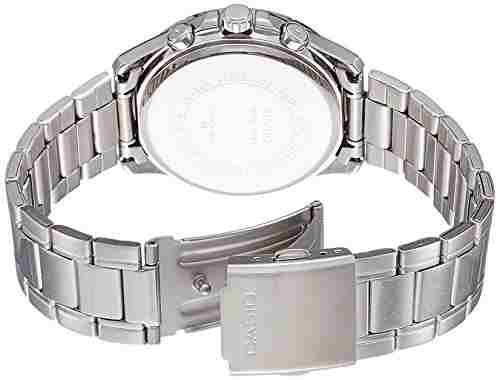 Casio Enticer MTP-1374D-1AVDF (A832) Black Dial Men's Watch (MTP-1374D-1AVDF (A832))