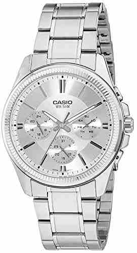 Casio Enticer A837 Analog Watch (A837)